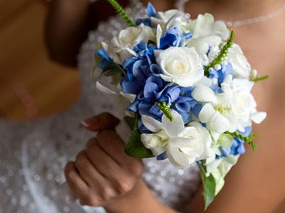 Способы сохранить свадебный букет