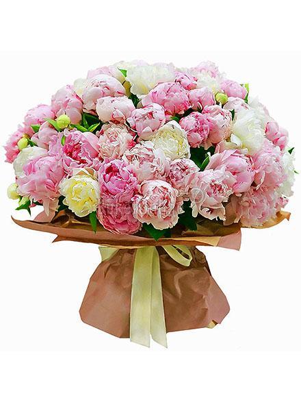 доставка цветов по Москве - Лучшей на свете