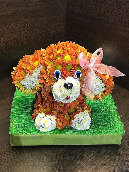доставка цветов по Москве - Давай дружить