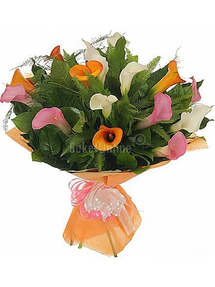 Цветы на заказ каллы москва доставка цветов дистанционно нижний новгород