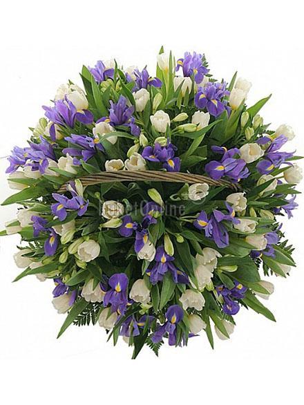 Заказ цветов по москве ирисы подарок на 8 марта маме своими руками видео