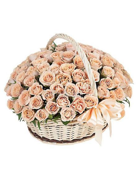 доставка цветов по Москве - Моей любви не громкие слова