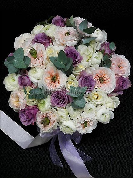 доставка цветов по Москве - Елисейские поля