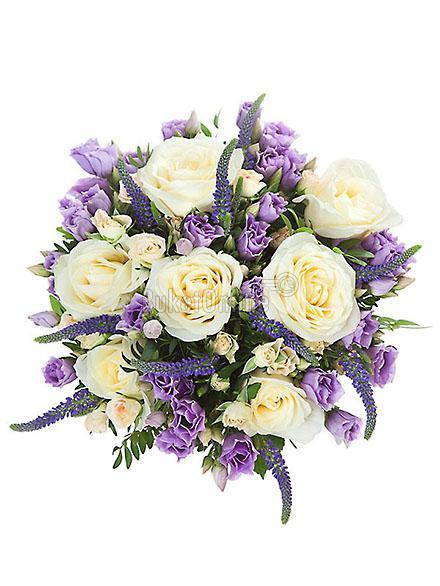 цветы с доставкой - Фиолетовый ноктюрн