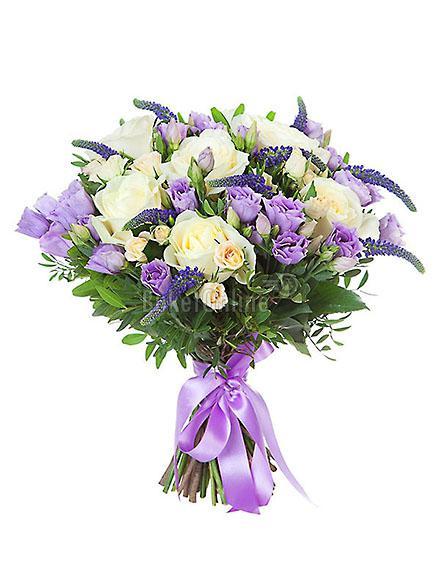 доставка цветов по Москве - Фиолетовый ноктюрн