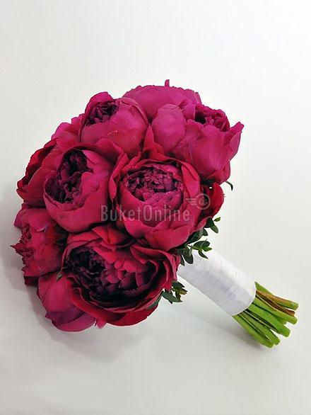 Букет Букет невесты - Леди X / доставка цветов бесплатно по Москве (в пределах МКАД).