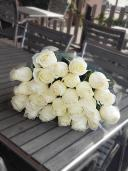 Эквадорские розы 25 шт