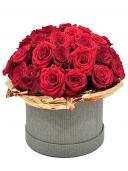 Букет из роз - Любовное признание