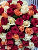 Первая улыбка  - розы