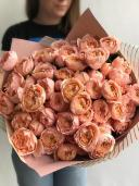 Пионовидная роза ''Джульетта''