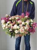 Корзина цветов ''Версаль''