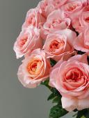 Букет из роз - гигант
