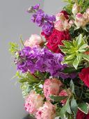 Корзинка цветов на День Рождения