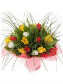 Пробуждение - букет тюльпанов