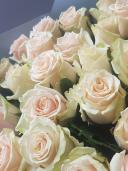 Шарм и обаяние - букет из роз