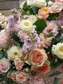 Роскошная корзина цветов ''В самое сердце''