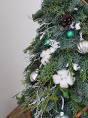 Зимнее торжество - ёлка с украшениями